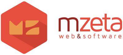MZeta Web & Software Retina Logo