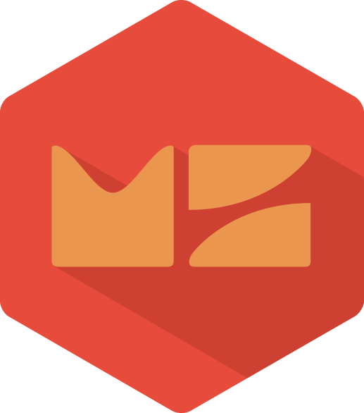 MZeta Web & Software Mobile Logo